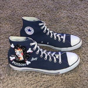 Converse Chuck Taylor Ltd Ed Sailor Jerry hi tops